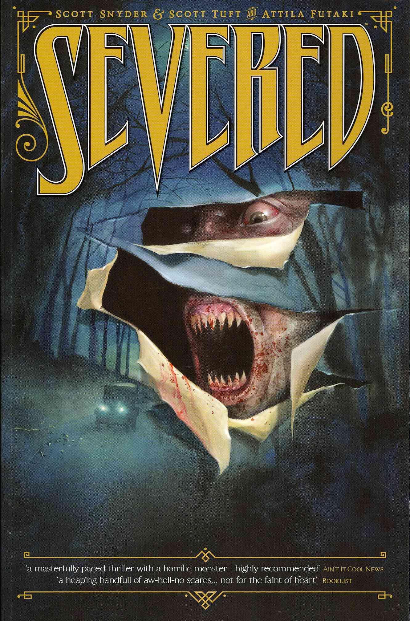 Severed By Snyder, Scott